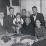 Omelyan Kovch, vader van 6 kinderen