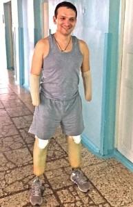 Soldaat staand proteses1