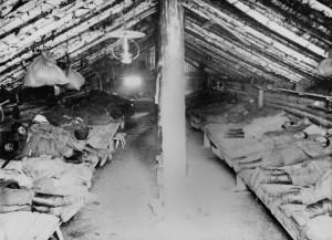 Gulagkamp barak