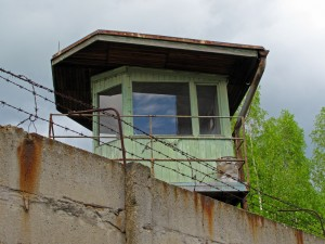 Bewakingspost Gulagkamp